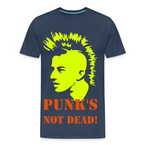 Punk's Not Dead! - Men's Premium T-Shirt