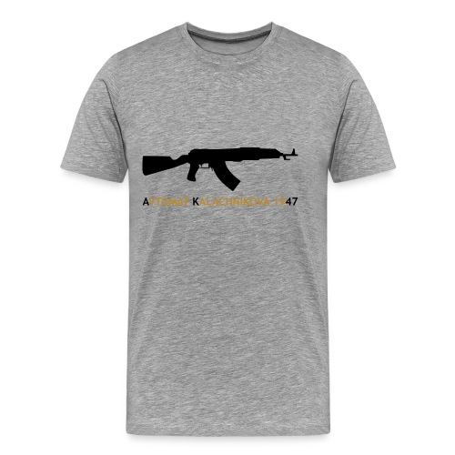 Tshirt Réplique longue - T-shirt Premium Homme