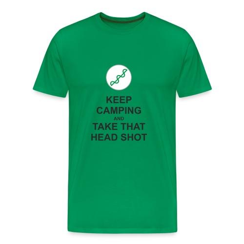 Keep Camping - Men's Premium T-Shirt
