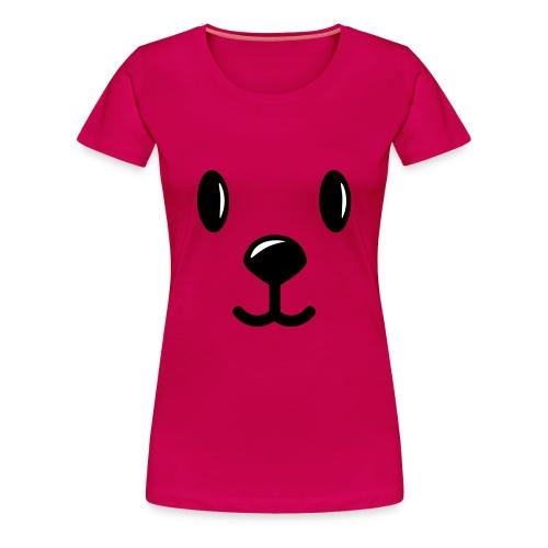 bear femme - T-shirt Premium Femme