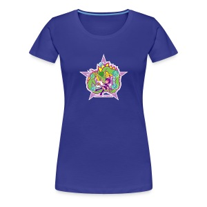 Universal Dragon - Women's Premium T-Shirt