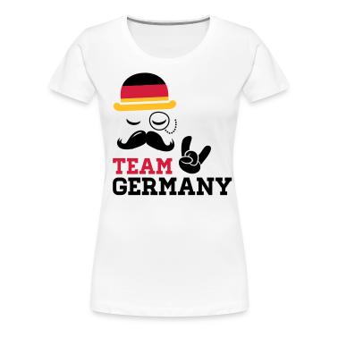 Germany team fashionable championship winner gold olympics | football | flag| moustache T-Shirts