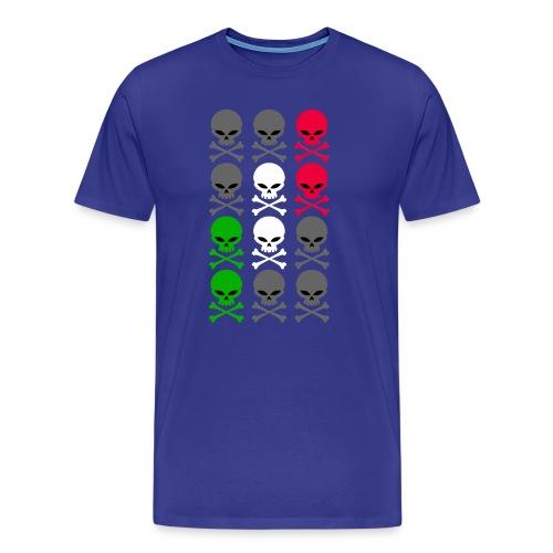 Basque jusqu'à la mort - T-shirt Premium Homme