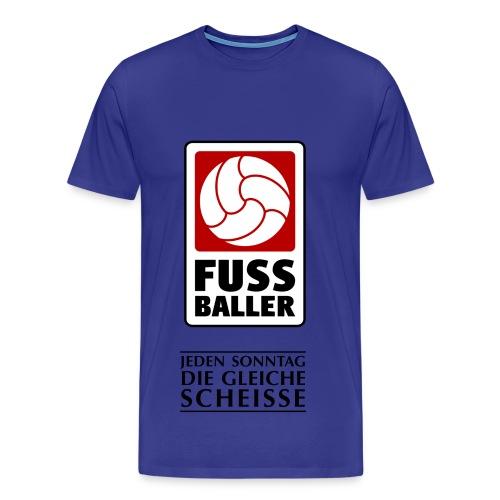 Fan Shirt  - Männer Premium T-Shirt