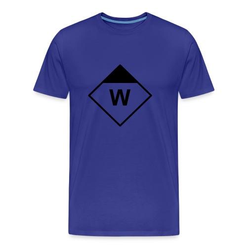 Feuerwehr Wassertruppführer - Männer Premium T-Shirt