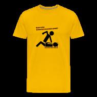 T-Shirts ~ Männer Premium T-Shirt ~ Artikelnummer 20839937