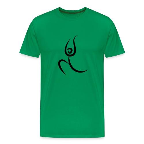 T-shirt Premium Homme - yoga-homme,vetements yoga homme,tee shirt yoga homme,t-shirt yoga