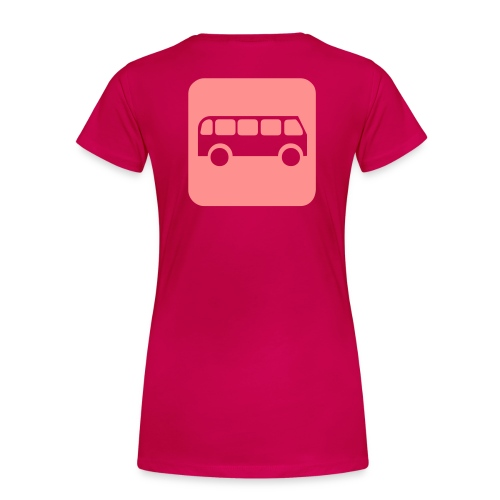 Queen Tshirt logo - Women's Premium T-Shirt
