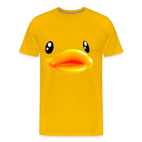 i'm a duck - T-shirt Premium Homme