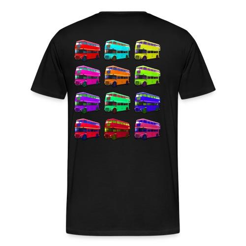 Routemaster Tsshirt King - Men's Premium T-Shirt