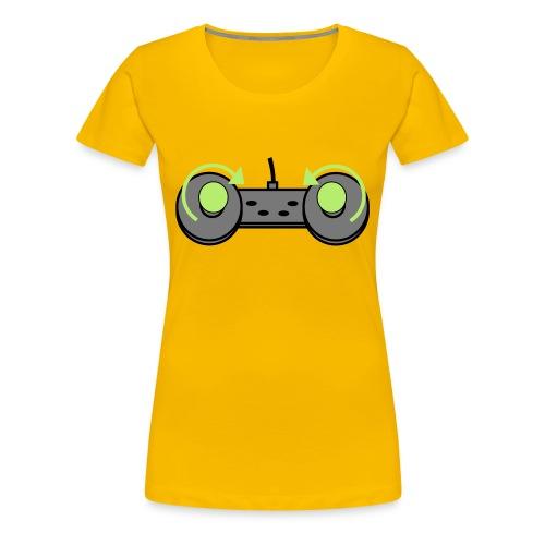 Controller (W) - Frauen Premium T-Shirt