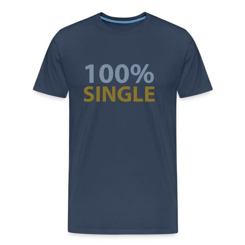 100% Singe Männer T-Shirt von Continental  - Männer Premium T-Shirt