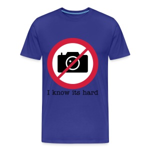 mens photo tshirt - Men's Premium T-Shirt