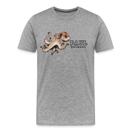 Männer T-Shirt Paul das Orakel - Männer Premium T-Shirt