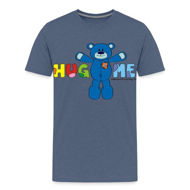 Teenager Classic Hug ME T-Shirt +LDIFME Logo