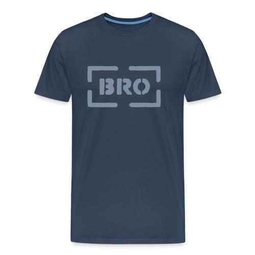 BRO Männer T-Shirt von Continental  - Männer Premium T-Shirt