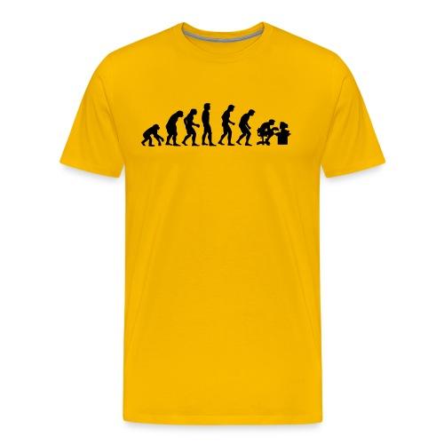 T-shirt - EVOLUTION - T-shirt Premium Homme