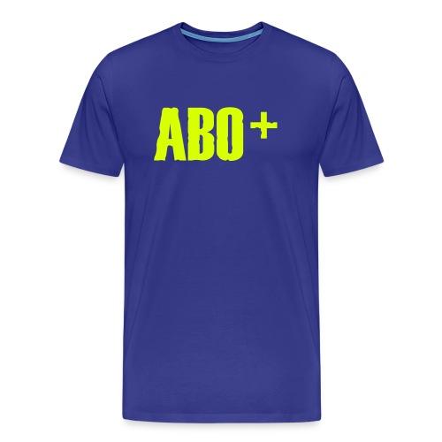 Abo + - T-shirt Premium Homme