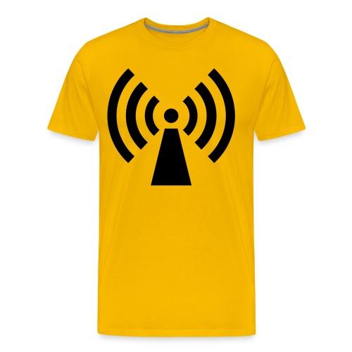 Spread the signal - Men's Premium T-Shirt