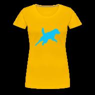 T-shirts ~ Premium-T-shirt dam ~ Artikelnummer 20889651