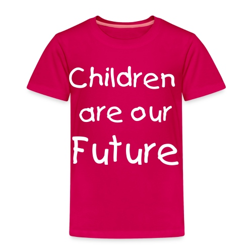 Kid's Children are our Future T-Shirt - Kids' Premium T-Shirt