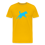 T-shirts ~ Premium-T-shirt herr ~ Artikelnummer 20889666