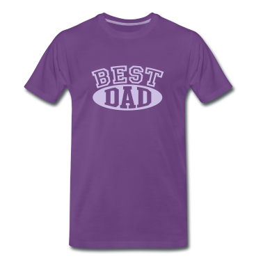 BEST DAD T-Shirt FL