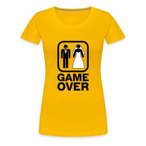 the married life - Women's Premium T-Shirt