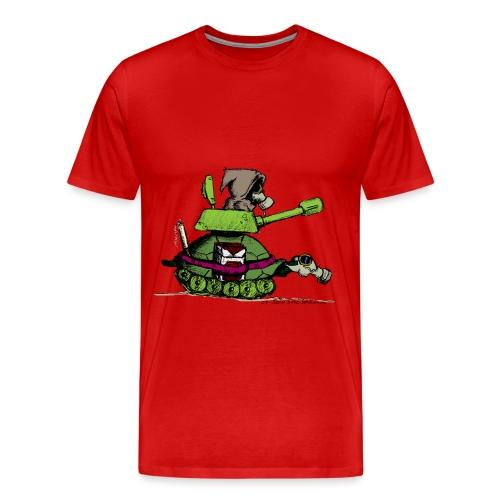 Attaque !!  - T-shirt Premium Homme