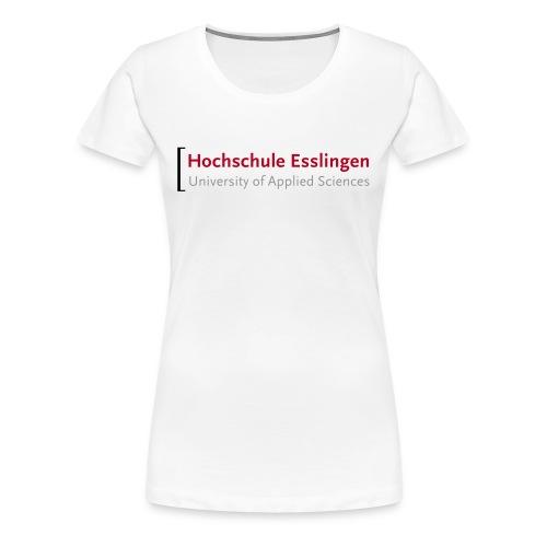 Girlie Shirt - Graduate School - Frauen Premium T-Shirt