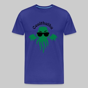 MTE2f: Coolthulhu - Men's Premium T-Shirt