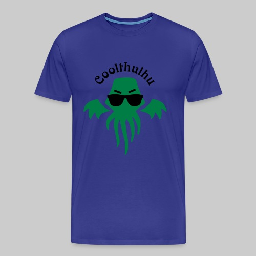 MTE2f: Coolthulhu - Men's Premium T-Shirt