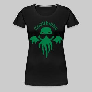 FTH1fg: Coolthulhu - Women's Premium T-Shirt