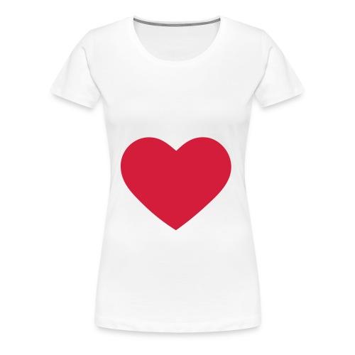 ALB 0013 - T-shirt Premium Femme
