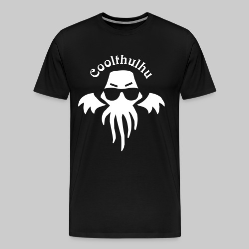 MTÜ1fw: Coolthulhu - Men's Premium T-Shirt