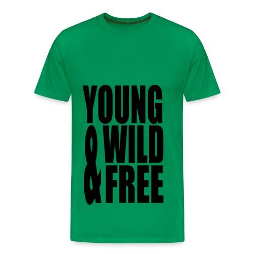 =) - T-shirt Premium Homme