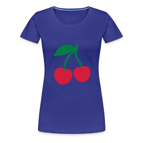 sweet cherries - Vrouwen Premium T-shirt