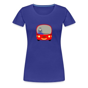 Bus 2 - Women's Premium T-Shirt