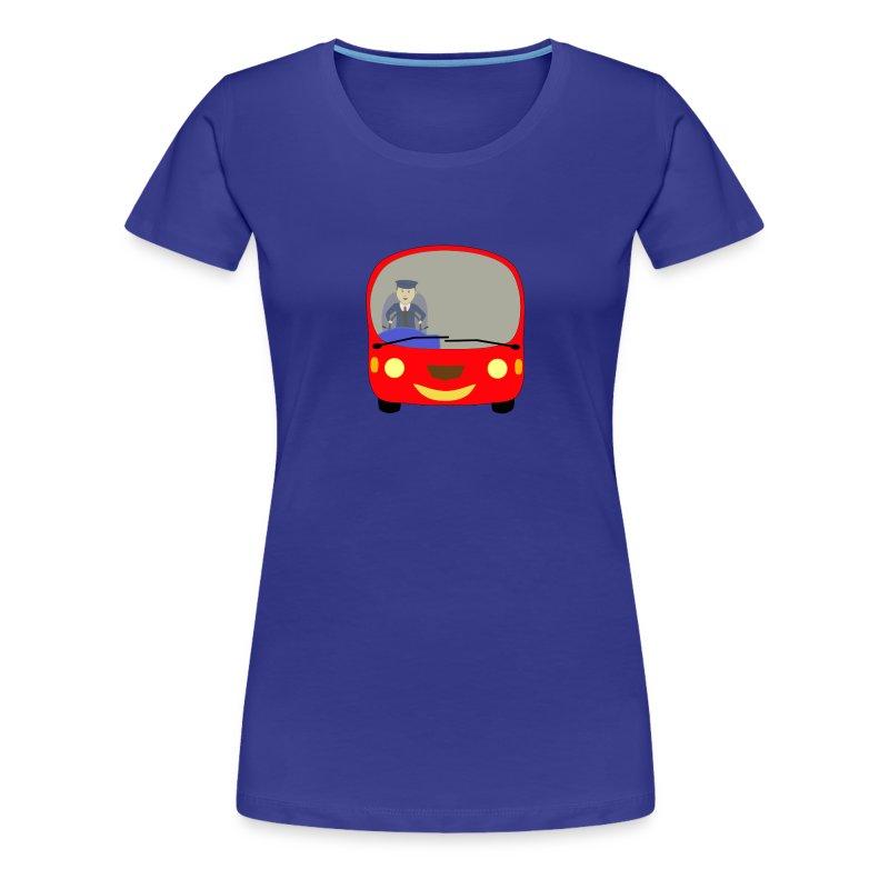 Bus 2 - Women's Premium T-Shirt