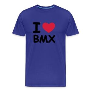 bmx - Mannen Premium T-shirt
