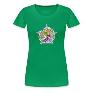 Universal Dragon - Women's Premium T-Shirt