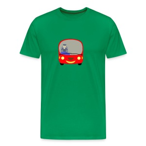 Bus 2 - Men's Premium T-Shirt