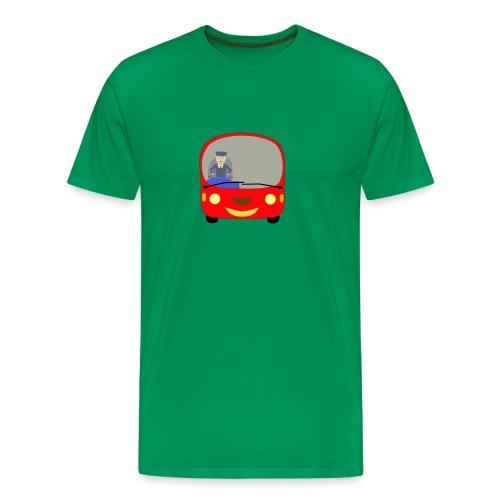 Bus 2 - Men's Premium T-Shirt