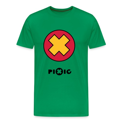 PIXIC_2 - Männer Premium T-Shirt