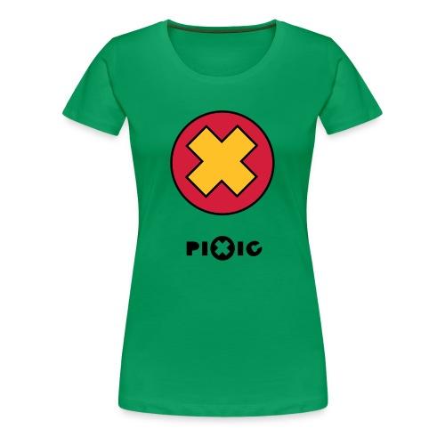 PIXIC_2 - Frauen Premium T-Shirt