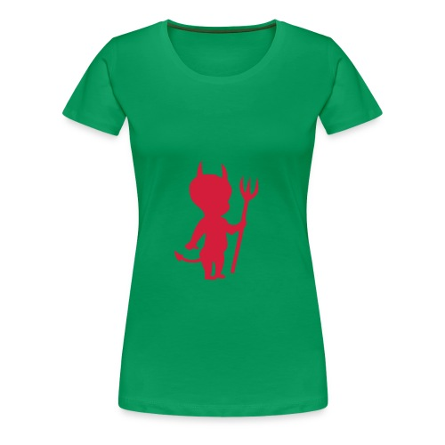 Teufellinchen - Frauen Premium T-Shirt