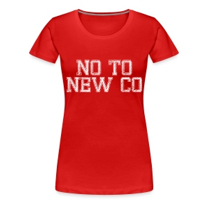 No To New Co - Women's Premium T-Shirt