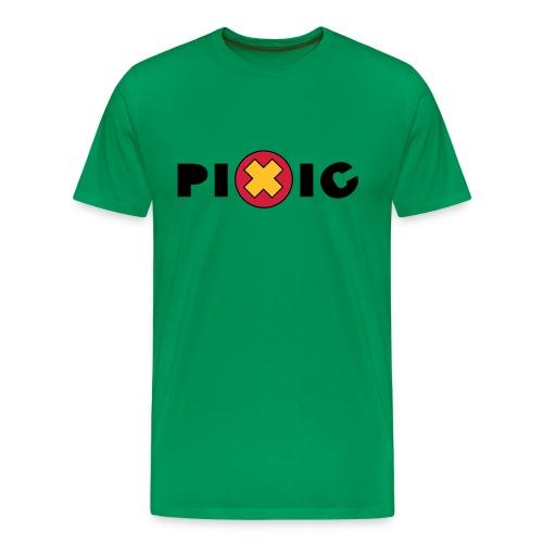 PIXIC - Männer Premium T-Shirt