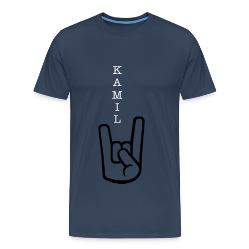 Kamil-Rock-Shirt - Men's Premium T-Shirt