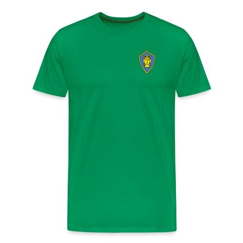 Klassisk T-shirt  - Premium-T-shirt herr
